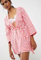 Cotton On - Woven kimono gown
