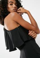 dailyfriday - One shoulder jumpsuit