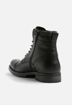 Jack & Jones - Marly leather