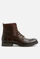 Jack & Jones - Worca leather