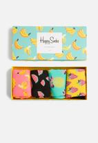 Happy Socks - Fruit gift box