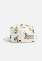Cotton On - Kids hero cap - white