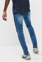 basicthread - Skinny tux jeans