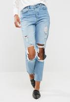 Vero Moda - Anna straight jeans