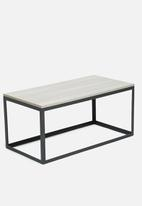 Sixth Floor - Rectangular coffee table
