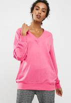 Jacqueline de Yong - Brace V-neck sweat