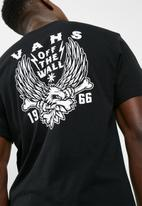 Vans - Eagle bones tee