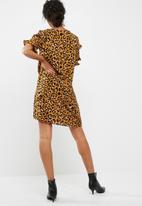 Jacqueline de Yong - Milo frill dress