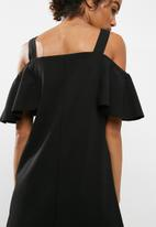 Jacqueline de Yong - Bernadette cold shoulder dress