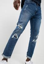 Cotton On - Tapered leg jean