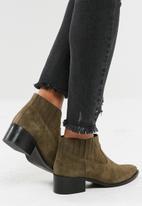 Vero Moda - Tobia leather boot