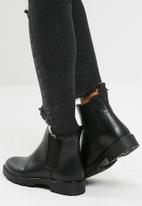 Vero Moda - Lydia leather boot