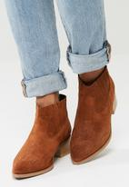 Vero Moda - Tobia leather boot