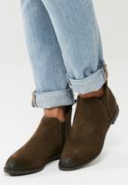 Vero Moda - Time leather boot