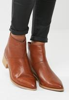 Vero Moda - Elisabeth leather boot