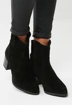 Vero Moda - Naja leather boot