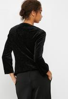 ONLY - Chanette velvet blazer