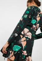 ONLY - Patricia wrap dress