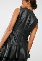 ONLY - Emma PU dress