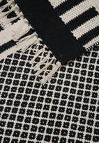 Sixth Floor - Apache woven mini rug