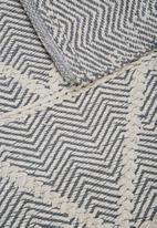 Sixth Floor - Innu woven rug