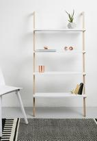 Emerging Creatives - Den shelf