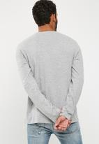 basicthread - Plain crew neck tee