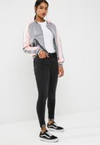 ONLY - Deluxe contrast bomber