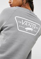 Vans - Full patch raglan crew sweat