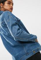 dailyfriday - Tia oversized denim jacket