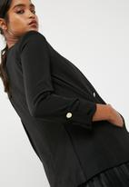 dailyfriday - Double breasted soft blazer
