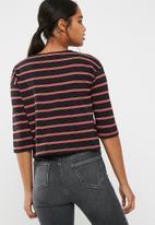 New Look - Nancy stripe tee
