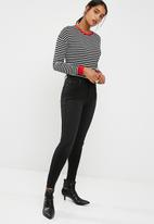 New Look - High waist 5 pocket skinny