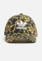 adidas Originals - Camo baseball cap