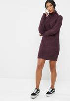 Jacqueline de Yong - Justy cowlneck dress