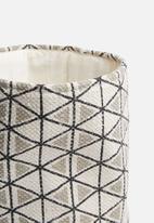 Sixth Floor - Amine cotton basket