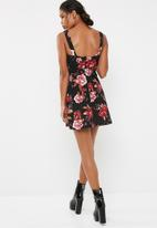 dailyfriday - Sweetheart a-line mini dress