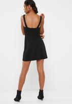 dailyfriday - Sweetheart a line mini dress