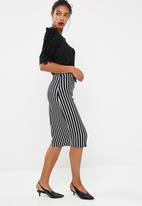 dailyfriday - Corset bodycon skirt