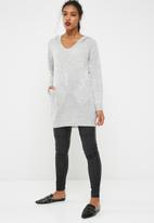 Jacqueline de Yong - Aika hooded sweater