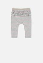 Cotton On - Baby Ria ruffle legging