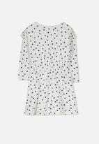 Cotton On - Kids Amy long sleeve dress