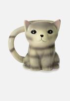 Typo - Novelty shaped mug