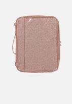 Typo - Mobile laptop folio