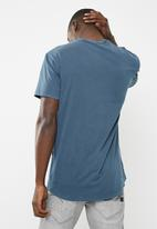 G-Star RAW - Parta relaxed compact jersey