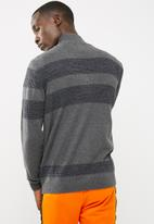 Only & Sons - Odgar zip through cardigan