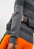 Only & Sons - Odgar zip through cardigan