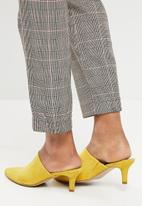 Vero Moda - Olivia leather mule