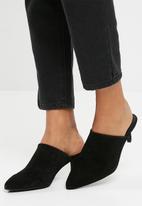 Vero Moda - Olivia leather mule