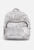 dailyfriday - Velour backpack